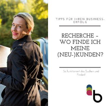 Tanja Basic - Blog Eintrag - Bild - Recherche