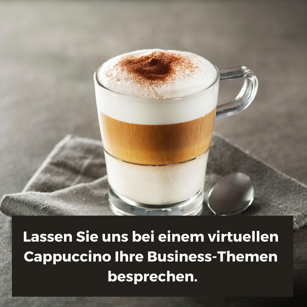 Tanja Basic   Virtueller Cappuccino