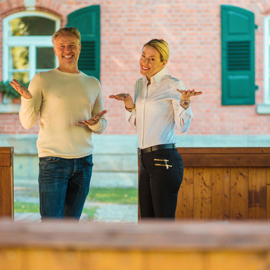 Tanja Basic und Rainer Schmid von Taskwerk
